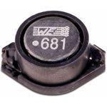 Фото 2/2 7445120, Силовой Индуктор (SMD), 100 мкГн, 300 мА, Экранированный, 90 мА, Серия WE-PD3