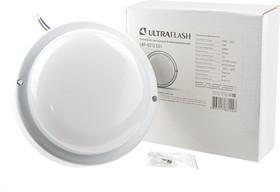 ULTRAFLASH LBF-0312 C01 LED, 12Вт, 4000К, Светильник