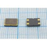 Кварц 10МГц SMD 7x5мм с 4-мя контактами, на расширенный интервал -40~+85C ...