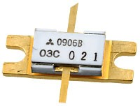 MGF0906B-01, GaAs FET 2.3GHz GF-21