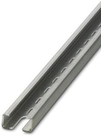 Фото 1/2 3240262, Cable Accessories DIN Rail Steel Galvanized