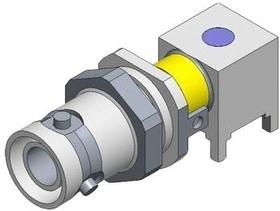 TRX-1100V-PCBCONN, Разъем РЧ / Коаксиальный, BNC Коаксиальный, Прямоугольное Гнездо