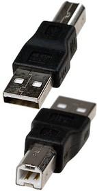 """6-082, Переход USB A """"шт"""" - B """"шт"""""""