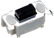 IT-1188 h=3.5мм, Кнопка тактовая SMD угл