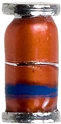 DL4750A, Стабилитрон 27В, 5%, 1Вт, MELF