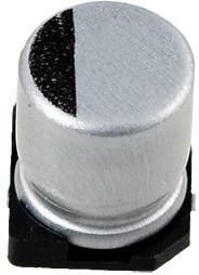 ЧИП электролит.конд. 470мкф 25В 105гр, 10x10.2(G) EEEHA1E471P