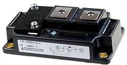 CM200HA-24H, 1 IGBT 1200V 200A 3-gen (H-Series)