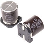 Фото 2/2 MAL215376101E3, SMD электролитический конденсатор, Radial Can - SMD, 100 мкФ, 25 В, 0.5 Ом, Серия 153 CRV