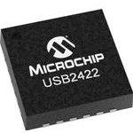 Фото 2/2 USB2422-I/MJ, 2-PORT USB 2.0 HUB CONTROLLER SQFN24