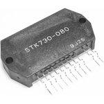 STK730-080 - Управление напряжением (специализированные) - питание - микросхемы - импортные электронные компоненты...