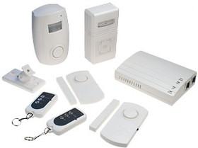 RL-0503A сигнализация для дома с оповещением по телеф.линии