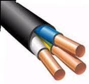 ВВГкр-нг LS 3х2,5, Кабель силовой медный негорючий с низким дымо и газовыделением ВВГнг LS 1м