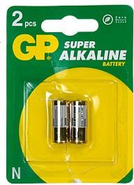 GP 910A, 1.5В, alkaline, ( LR1 ) ,1шт.