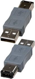 "6-091, Переход USB A ""шт"" - IEEE 1394 6P ""шт"""