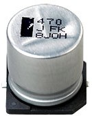 ЧИП электролит.конд. 470мкф 63В 105гр, 16x16.5(J16),EEVFK1J471M