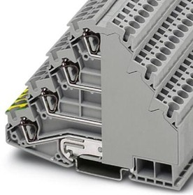 3038338, Conn Installation Level Terminal Block F 7 POS T DIN Rail 32A