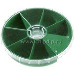 R11-7, Коробка органайзер круглая, 113х26 мм