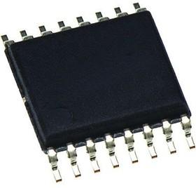 CD4026BPW, CMOS DECADE COUNTER/DIVIDER TSSOP16