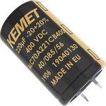 ALC70A102EH450, Электролитический конденсатор, 1000 мкФ ...