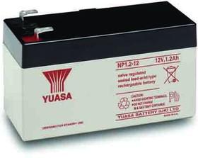 NP 1.2-12 Yuasa Аккумуляторная батарея