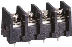 ML-40-S1BYF-4P, 4 Way PCB Terminal Strip