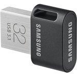 Флеш Диск Samsung 32Gb Fit Plus MUF-32AB/APC USB3.1 черный