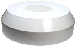 YKG31014W, Luxlift белая декоративная крышка на 12 кг