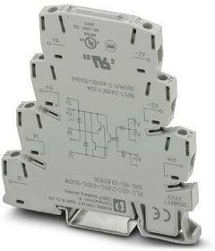 2980636, Solid State Relay 3mA 1.2V DC-IN 48V DC-OUT 11-Pin