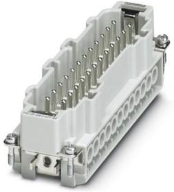1648296, Conn Rectangular F 24 POS Screw ST Panel Mount
