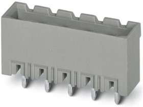 5433024, Conn Shrouded Header (4 Sides) HDR 3 POS 5mm Solder ST Thru-Hole Package
