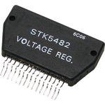 STK5482, Регулятор напряжения, VСR