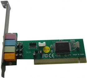 Звуковая карта PCI 8738, 4.0, bulk [asia 8738sx 4c]