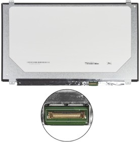 "N156BGA-EA2, Матрица ноутбука 15.6"" 1366*768 Glossy LED 30 pin Slim"