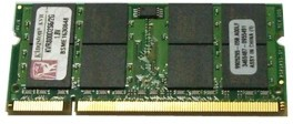 Модуль памяти KINGSTON VALUERAM KVR800D2S6/2G DDR2 - 2Гб 800, SO-DIMM, Ret
