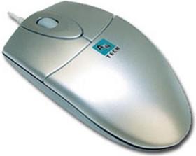 Мышь A4 OP-720 3D оптическая проводная USB, серебристый [op-720 (silver)]