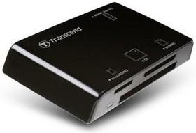 TS-RDP8K, All in1 Multi Card Reader, Black