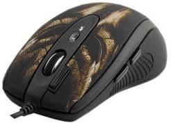 Мышь A4 XL-750BH лазерная проводная USB, рисунок