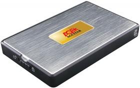 Внешний корпус для HDD AGESTAR SUB2A11, серебристый