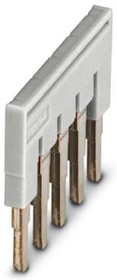 3032266, Conn Plug-In Bridge M 5 POS 6.2mm ST