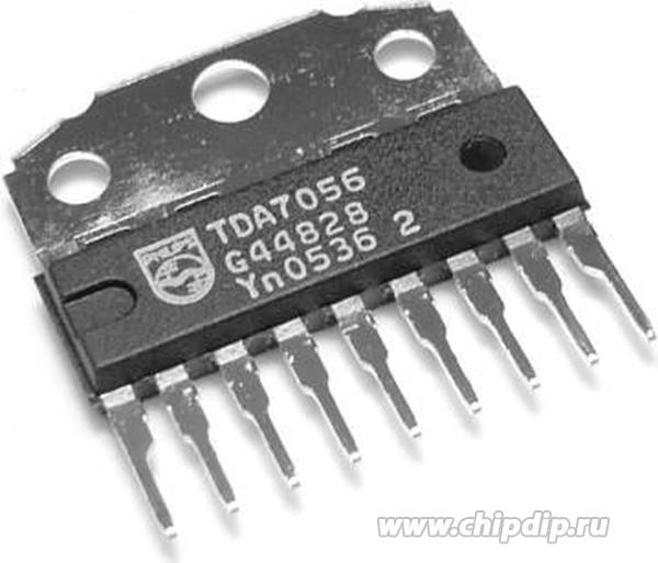 TDA7056, Монофонический