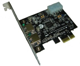 Контроллер PCI-E NEC D720200F1 2xUSB3.0 Bulk [asia pcie 2p usb3.0]