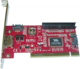 Контроллер PCI VIA6421 RAID 1xE-SATA 2xSATA 1xIDE [asia pci 6421 sata/ide]