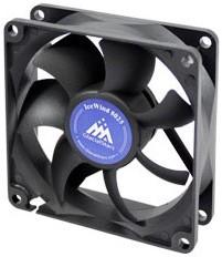 Вентилятор GLACIALTECH IceWind JT-8025L12S001A, 80мм, OEM