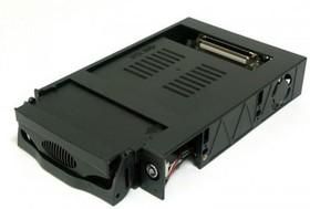 Mobile rack (салазки) для HDD AGESTAR MR3-SATA (K)-3F, черный