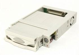 Mobile rack (салазки) для HDD AGESTAR MR3-SATA(SW)-1F, бежевый