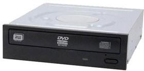 Оптический привод DVD-RW LITE-ON IHAS122, внутренний, SATA, черный, OEM