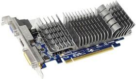 Видеокарта ASUS EN210 SILENT/DI/1GD3/V2(LP), 1Гб, DDR3, Low Profile, Ret