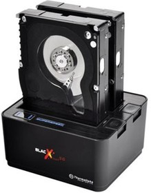 Док-станция для HDD THERMALTAKE BlacX Duet 5G ST0022E, черный