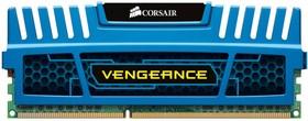 CMZ4GX3M1A1600C9B, Модуль памяти Vengeance DDR3- 4Гб, 1600, DIMM, Ret