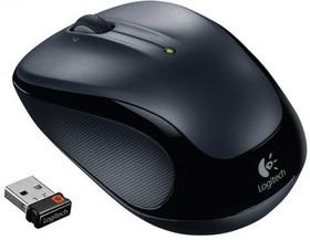Мышь LOGITECH M325 оптическая беспроводная USB, черный [910-002142]